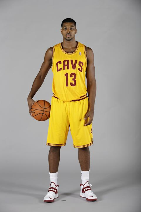 Cavaliers Media Day Basketball