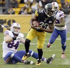 Steelers turn back clock to break out of funk