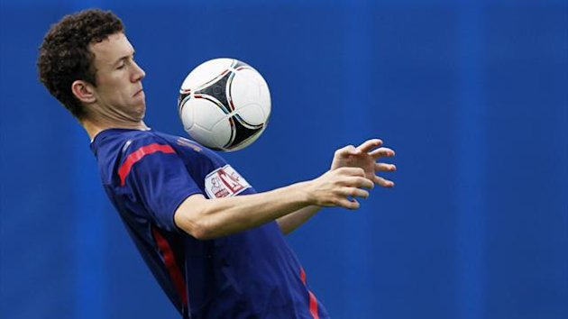 Croatia&#39;s Ivan Perisic (Reuters)