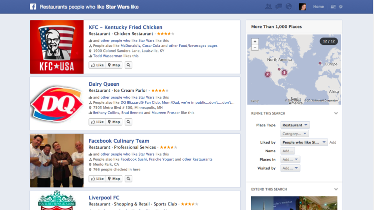 10 Things We Learned From Facebook's Graph Search