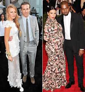 Blake Lively, Ryan Reynolds vs. Kim Kardashian, Kanye West: Who's the Most Stylish Couple?