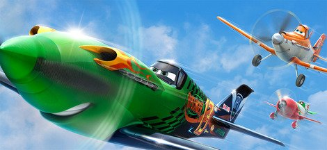 Disney's animated film Planes