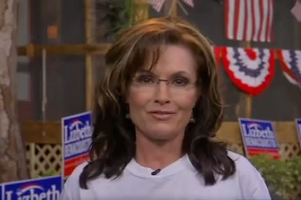 Talk Show Hosts, Rejoice: Sarah Palin Says She May Enter the 2016 Election Fray