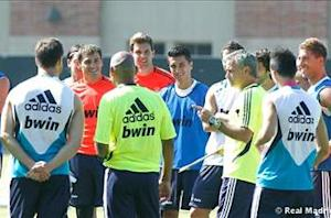 Real Madrid, unsatisfied with status quo, chases steady improvement