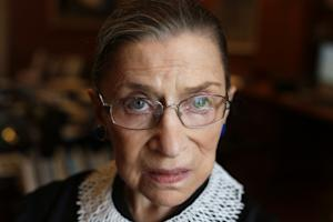 Read Justice Ginsburg's Passionate 35-Page Dissent…