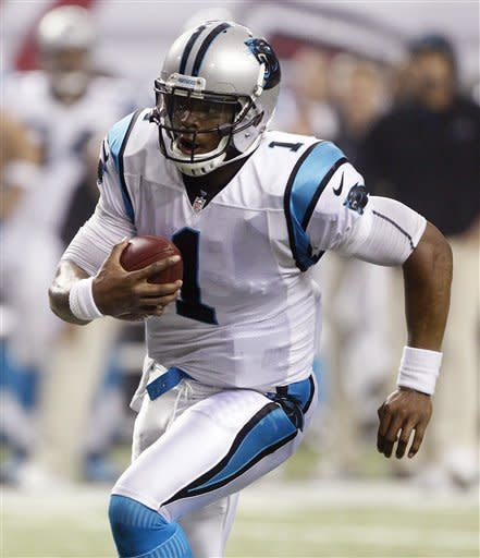 Bryant field goal leads Falcons past Panther 30-28