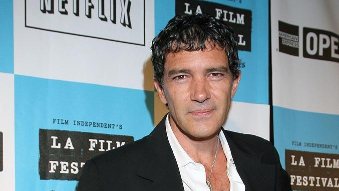 Los Angeles Film Festival 2008 Antonio Banderas