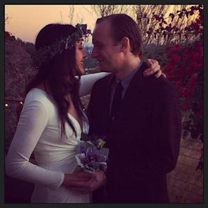 Vanessa Carlton Marries John McCauley, Stevie Nicks Officiates Wedding: Pictures