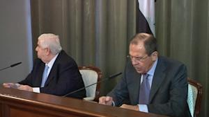 Russia, Syria criticize opposition, U.S. ahead of peace…