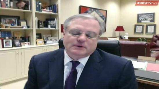 Only on 40/29: Sen. Mark Pryor talks why no vote on assault weapons ban