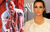 Kanye West, Kim Kardashian