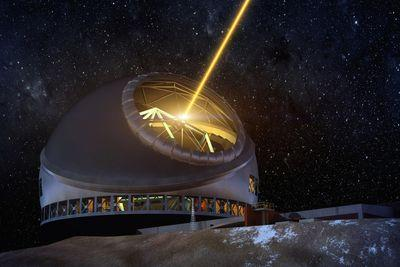 Why Hawaiians are protesting construction of the world's second-largest telescope