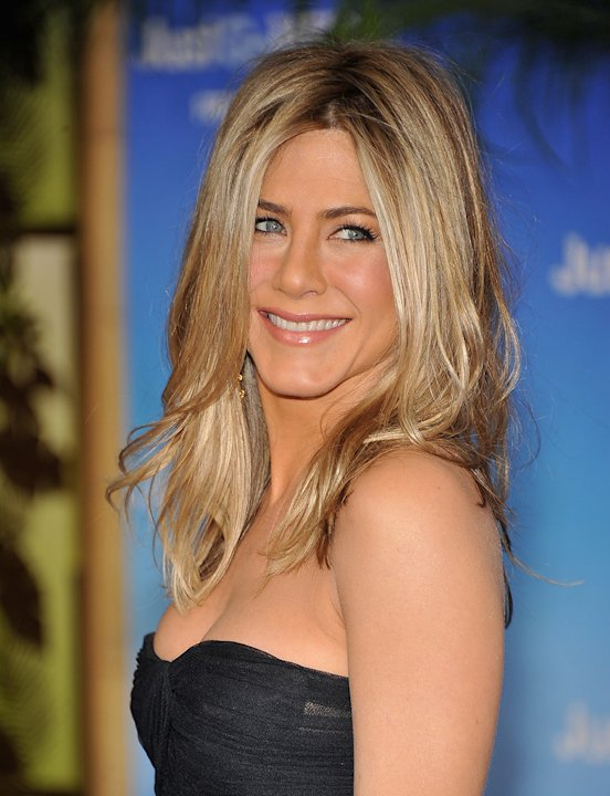 Just Go With It LA Premiere 2011 Jennifer Aniston