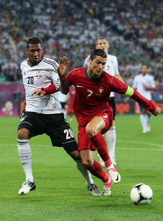Germany v Portugal - Group B: UEFA EURO 2012