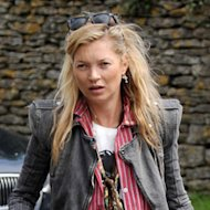 The style icon and fashion guru Kate Moss has been spotted wearing UGG-style boots - are they set for a comeback?