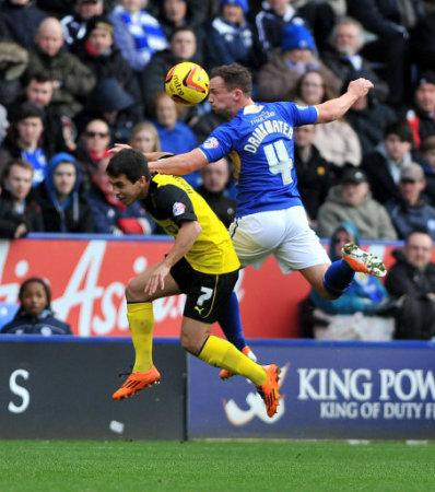 Soccer - Sky Bet Championship - Leicester City v Watford - King Power Stadium