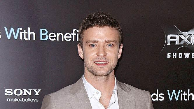 Justin Timberlake Friends Benefits