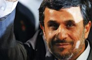 Ahmadinejad wants to be first Iran astronaut