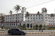 View of the Hotel Caribe in Cartagena, Colombia on April 25, 2012, where US Secret Service agents stayed during the Summit of the Americas and are belived to have hired prostitutes. The US Senate will hold a hearing May 23 to question the head of the Secret Service about the recent sex scandal, Senator Joseph Lieberman announced