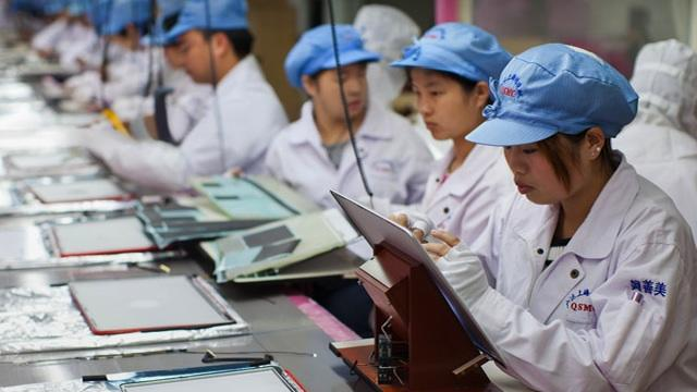 Foxconn Workers on Strike Over iPhone 5 Demands, Labor Group Says