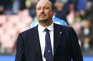 Benitez: New Napoli player within the week