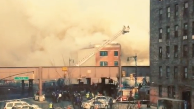 NYC building explosion leaves 3 dead, 60 injured