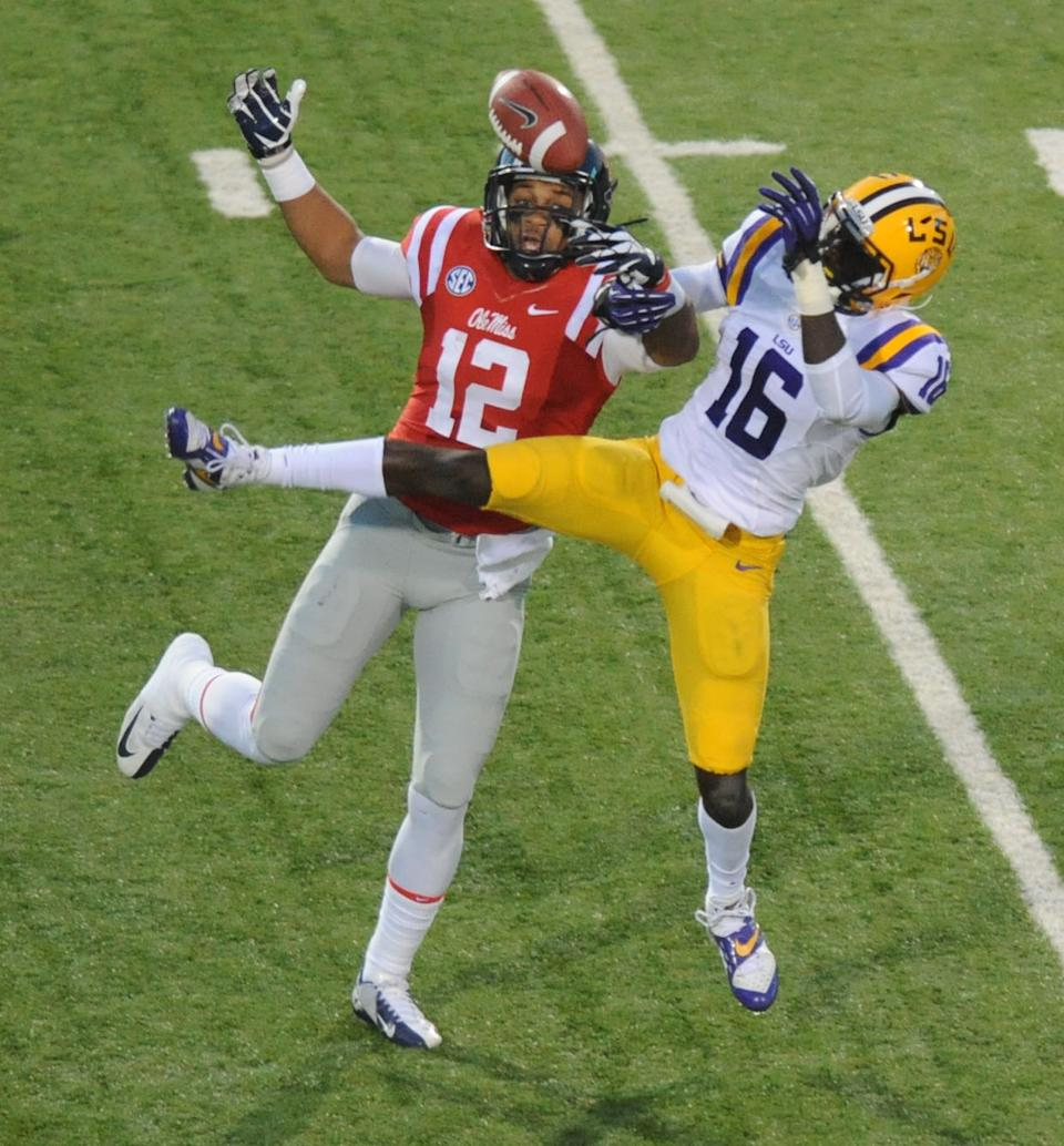 Mississippi shocks No. 6 LSU 27-24