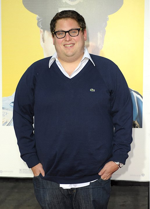 Observe and Report LA premiere 2009 Jonah Hill