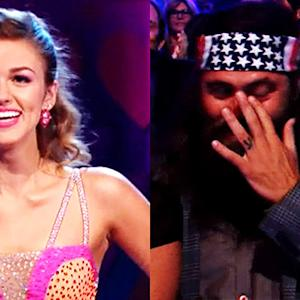'Duck Dynasty' Daughter's Outstanding 'DWTS' Debut
