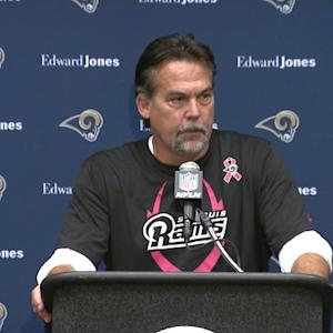 St. Louis Rams postgame press conference