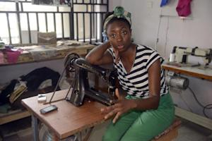 Handbag designer Zainab Ashadu is one of an increasing …