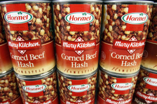 Hormel canned foods