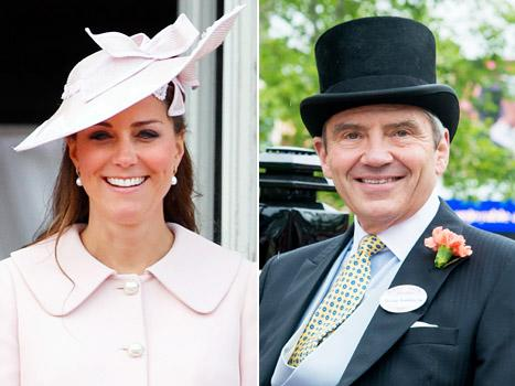 Kate Middleton Spent Father's Day With Dad Michael Ahead of Baby's Birth
