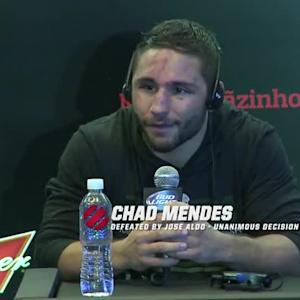 UFC 179: Post-Fight Press Conference Highlights