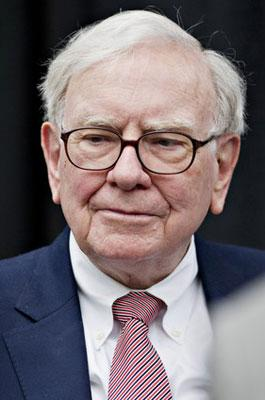 <b>2. Warren Buffett, Omaha, $46 billion</b>