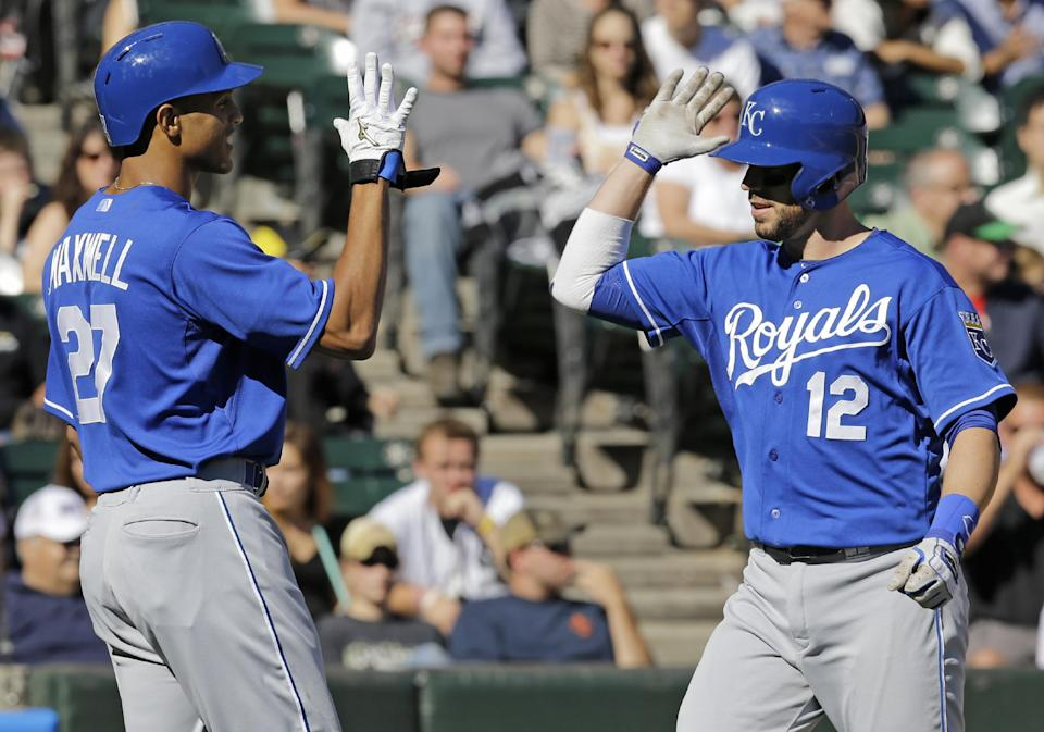 Chen pitches Royals to 4-1 victory over White Sox