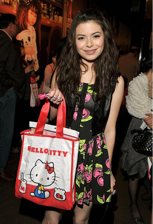 Miranda Cosgrove Hello Kitty