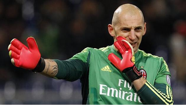 Serie A - Abbiati extends Milan deal