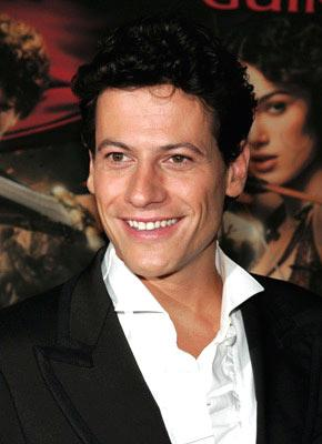 Ioan Gruffudd at the New York premiere of Touchstone Pictures' King Arthur