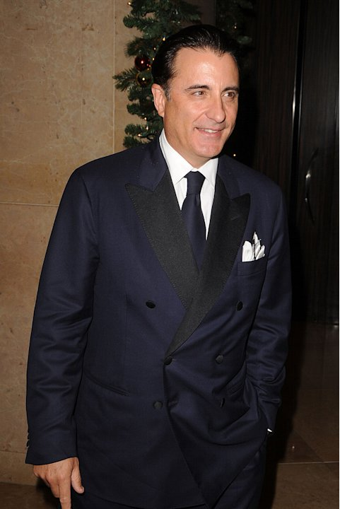 23rd Annual American Cinematheque Awards Andy Garcia