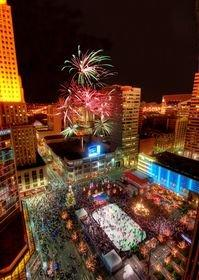 Downtown Cincinnati Dazzles for the Holidays for Six Weekends With Free Fun