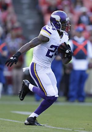 Vikings release jailed cornerback Jefferson