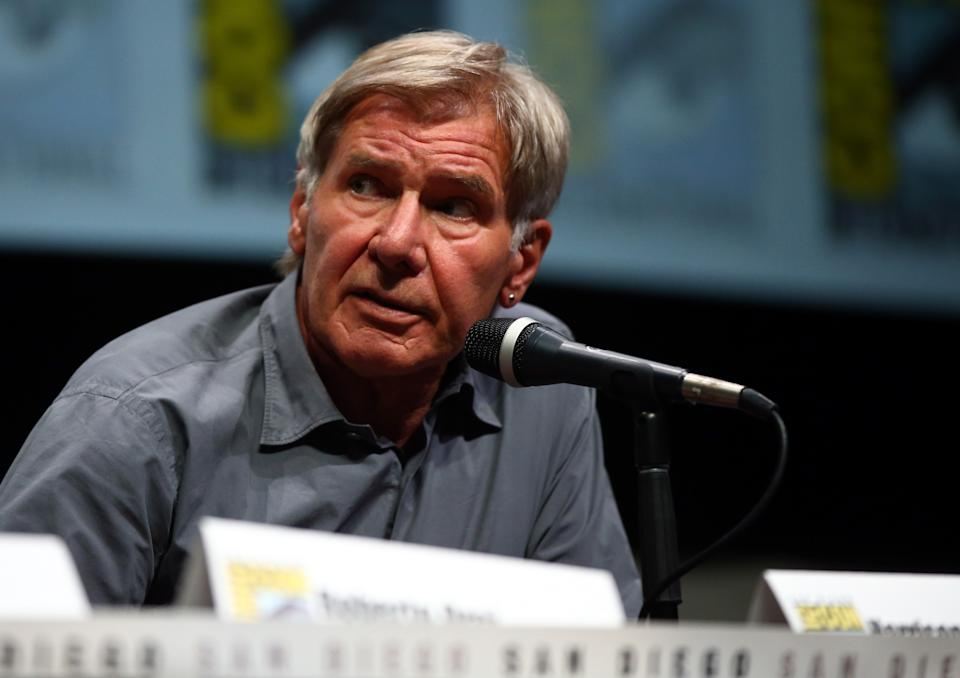 Harrison Ford Set to Join Sylvester Stallone in 'The Expendables 3'