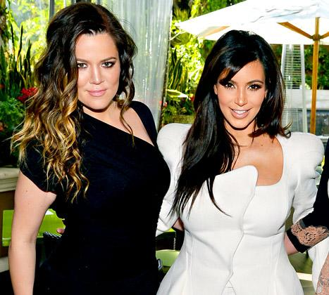 "Khloe Kardashian: Kim Kardashian Is Finally ""Having Fun"" Showing Off Her Baby Bump"