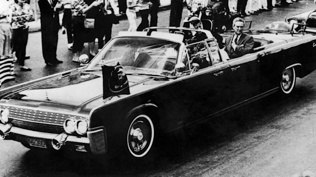 JFK's Injury Would Still Be Fatal Today (ABC News)