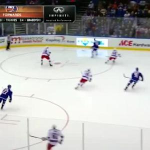 Rangers at Islanders / Game Highlights