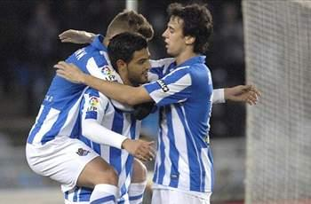 Sociedad hoping for Vela stay