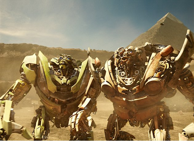Transformers Revenge of the Fallen 2009 Paramount Pictures