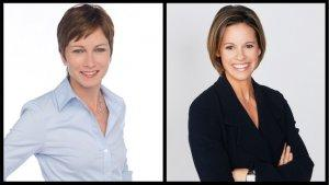 NBC's Jenna Wolfe, Stephanie Gosk Reveal Pregnancy on 'Today' (Video)