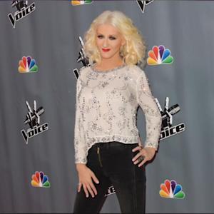 Christina Aguilera Keeps Things Understated For A Great Big World's